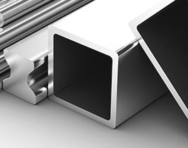 304 / 304L Polished Ornamental Square Stainless Steel Tubing - Stainless Tubular Products